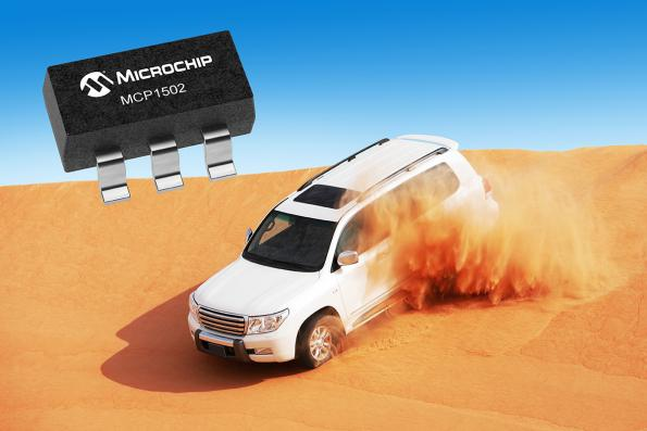 High-precision voltage reference IC for automotive