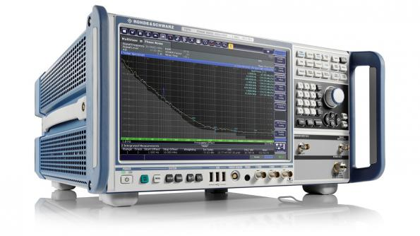 Phase noise analyzer and VCO tester features high sensitivity