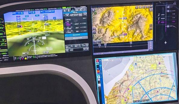 Cloud-connected aircraft cockpit system transforms flight