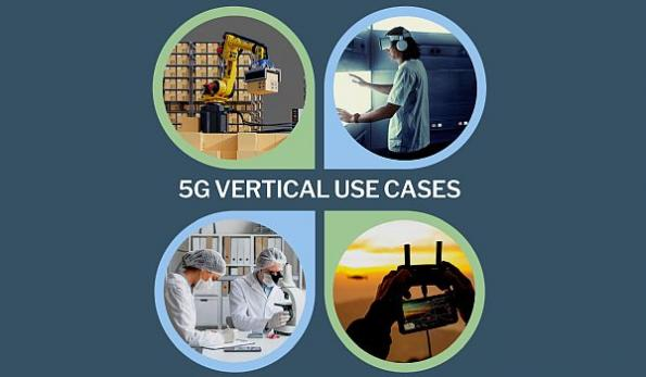 5G white paper looks at vertical use cases