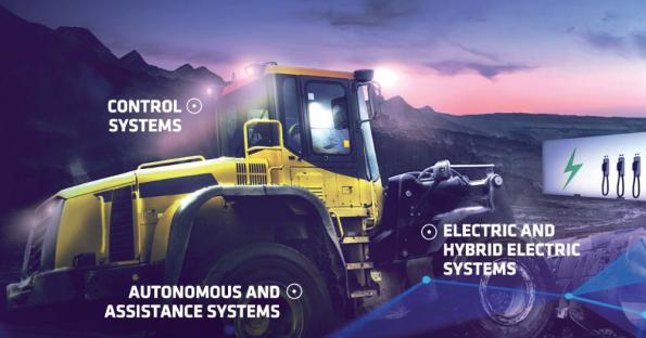 Edge IoT for commercial vehicle uses i.MX6 processor