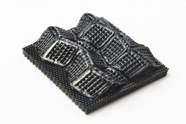 4D printing of ceramics opens up new power designs