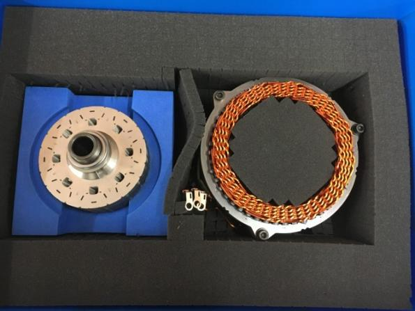 Magnet for electric motors cuts rare earth use by half