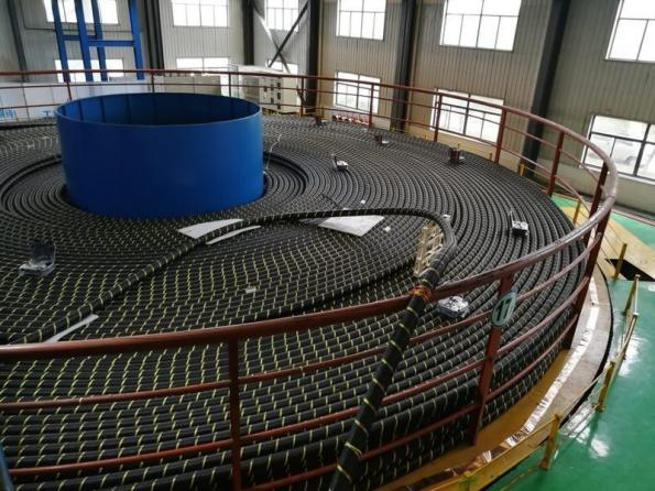 World's longest 500kV AC submarine power cable with no factory joints