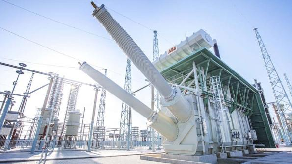 ABB to supply converter transformers and high-voltage equipment for an 800kVultrahigh-voltage direct current (UHVDC) transmission link in China's Shaanxi and Hubei provinces