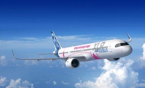 Airbus lance l'A321XLR
