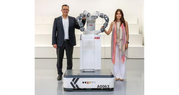ABB s'offre le groupe de robotique autonome espagnol ASTI