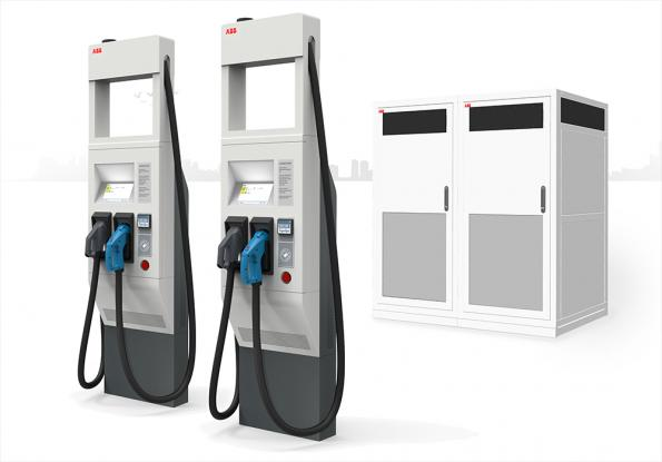 ABB is to team up with US supplier Dover Fueling Solutions (DFS) to roll out EV fast charger systems to locations in Europe.