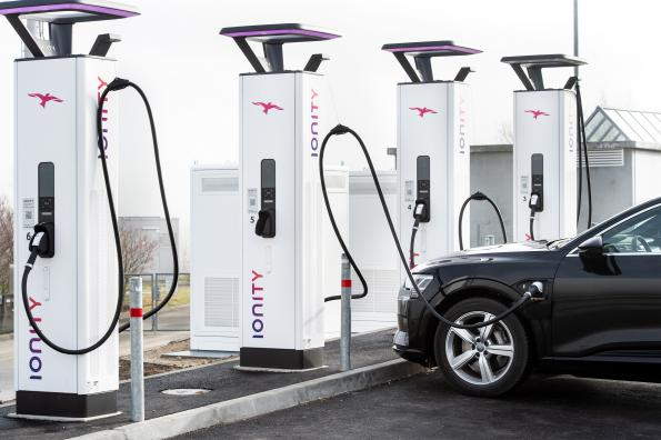 ABB rolls out second phase of high power fast charger network across Europe