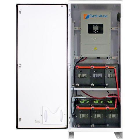 Energy Storage System uses transformerless DC inverter