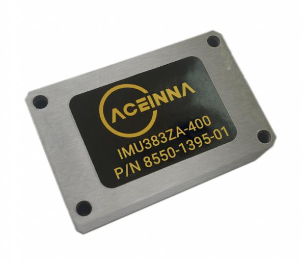 ACEINNA has announced that the company's IMU383ZA, which integrates triple-redundant, 3-axis MEMS accelerometer and gyroscope sensors is now available in high volume.