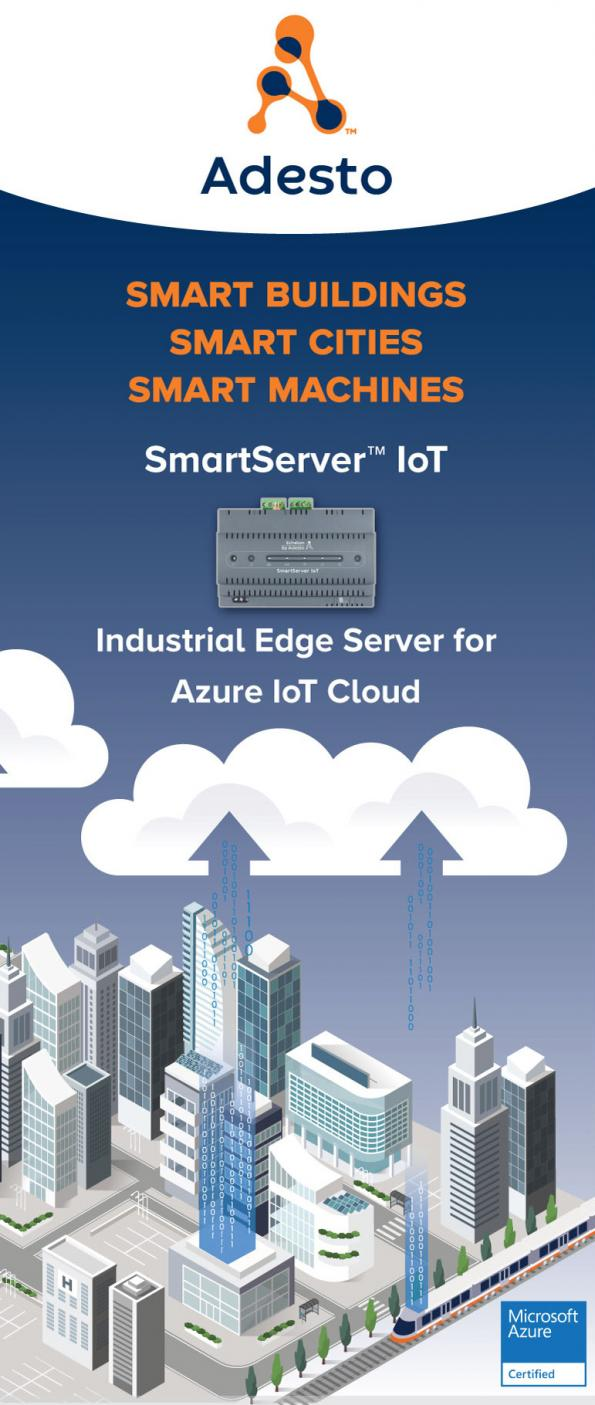 Adesto joins Microsoft Azure Certified for IoT