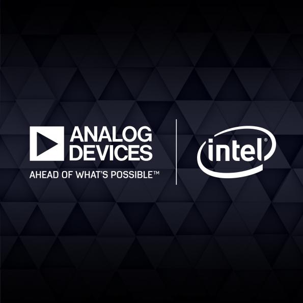 Analog Devices will partner with Intel to develop a radio platform that will allow customers to quickly scale 5G networks and make them more economical.