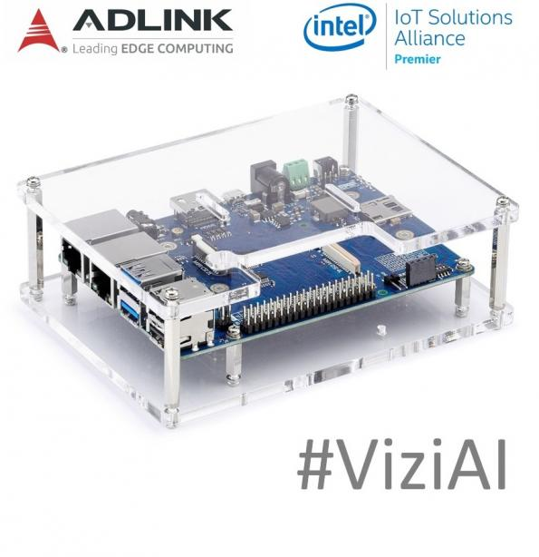 ADLINK and Intel have worked together to develop Vizi-AI, a devkit for industrial machine vision AI, which will be distributed exclusively by Arrow.
