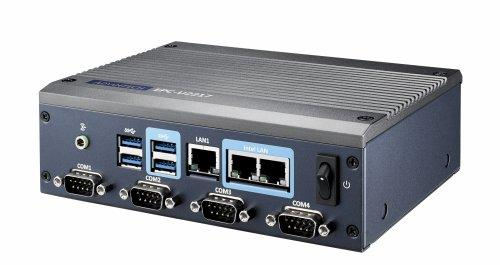 Advantech's new, palm-sized embedded computer is build with Intel Atom E3900 processor technology to provide better CPU and graphics performance.