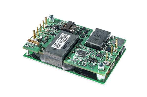 The AGQ500 DC-DC converter module from Artesyn Embedded Power is aimed at Gallium Nitride (GaN) radio frequency (RF) power amplifier (PA) applications.