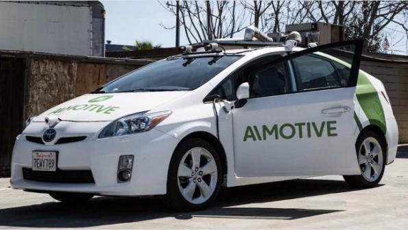 AI startup to test level 5 self-driving in California
