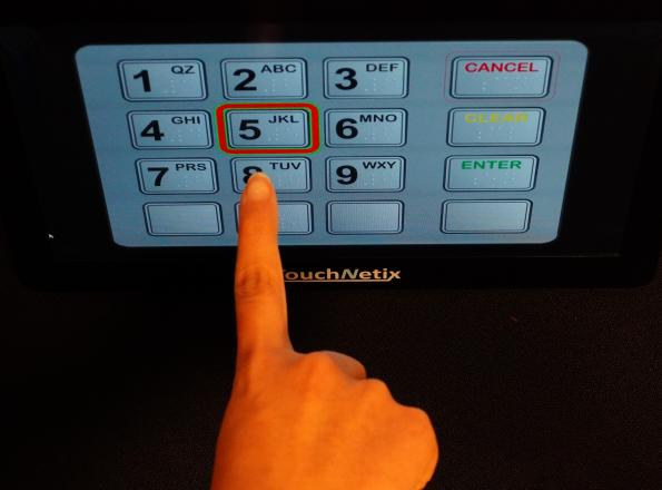 TouchNetix has introduced its aXiom touchscreen chips which feature built-in capability to detect air gestures for hygienic, touchless operation of multi-user displays.