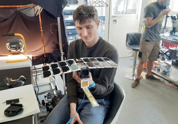 Nanosat startup Alba Orbital raises $3.4m for night imaging