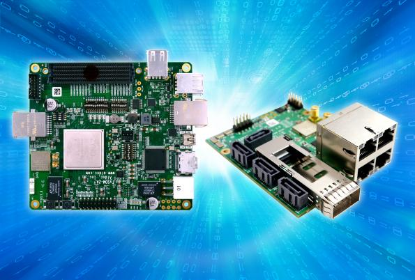 FPGA-based networking solution facilitates reconfigurable router and switch development