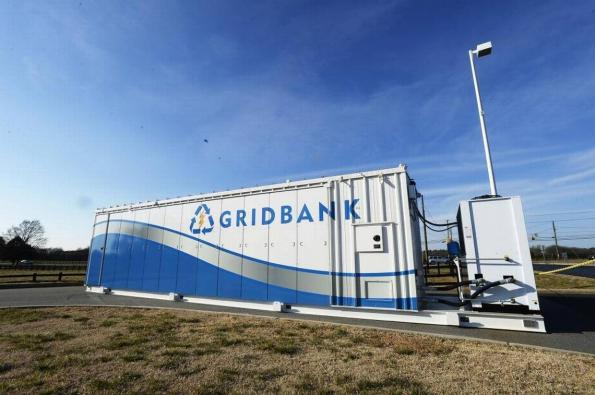 Another grid battery startup files for bankruptcy protection