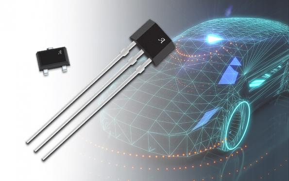 Hall-effect switch, latch ICs with self-test enhance ADAS Safety