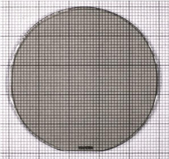 First defect-free AlN power wafer