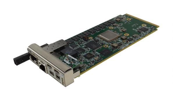 AMC module with quadcore NXP Layerscape processor