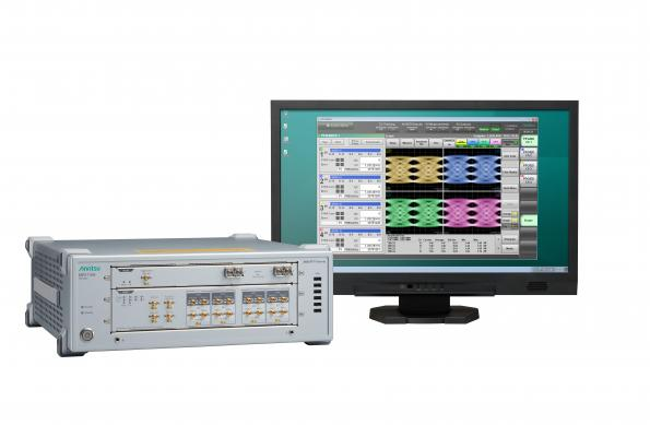 Four channel scope aims at 400G networks