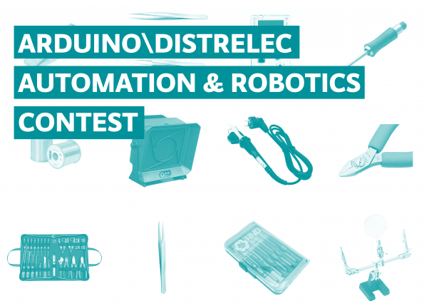 Automation and robotics contest aims for Industry 4.0 applications