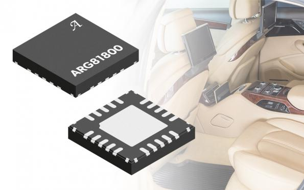 The ARG81800 is a DC-DC buck regulator with quiescent current of 8μA andincludes all the control and protection circuitry to produce a PWM regulator with ±1.5% output voltage accuracy.