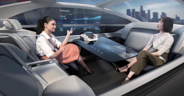 Volvo envisions autonomous vehicles as revolutionizing travel