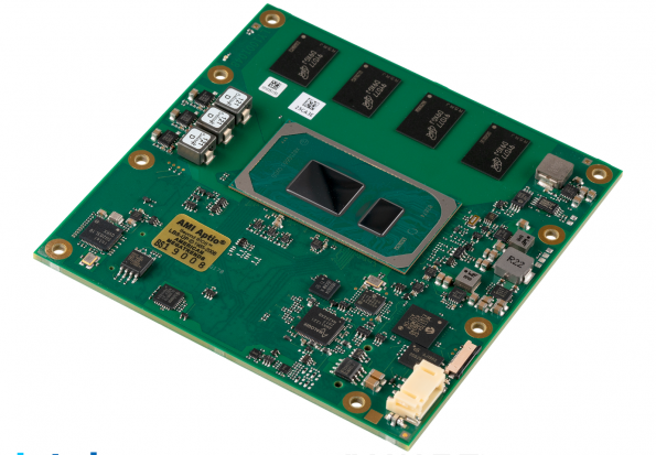 Avnet Integrated's MSC C6C-TLU COM ExpressType 6 module family is based on the 11thGeneration Intel Core processors (Tiger Lake UP3)