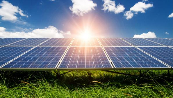 Waterproof perovskite solar cell at the University of Bath boosts hydrogen production