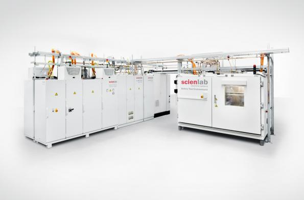 BMW taps Keysight to test fifth generation battery tech for 700km range