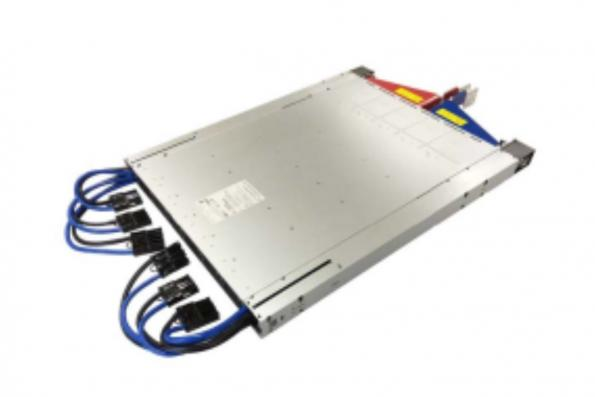 18 kW DC-DC power shelf for Open Compute Project (OCP) applications