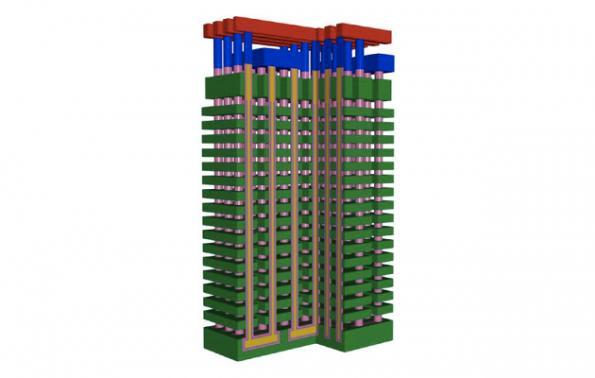 Kioxia, Western Digital develop 162-layer 3D-NAND