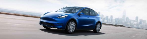 A Tesla gigafactory outside Berlin will build batteries powertrains and the Model Y starting in 2021