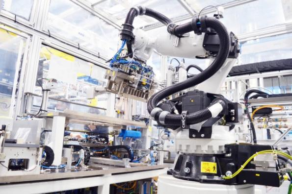 Bosch to supply complete battery gigafactory manufacturing lines