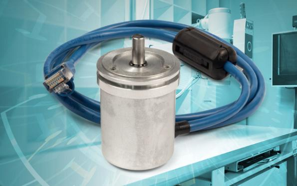 Shaft encoder suitable for harsh environments