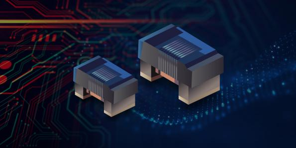 Wire wound chip inductor with High Q cuts size