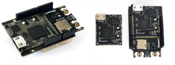 Excamera Labs' successor to the original Gameduino, the Gameduino 3X Dazzler, will use the Bridgetek BT815 embedded video engine (EVE) graphics controller.