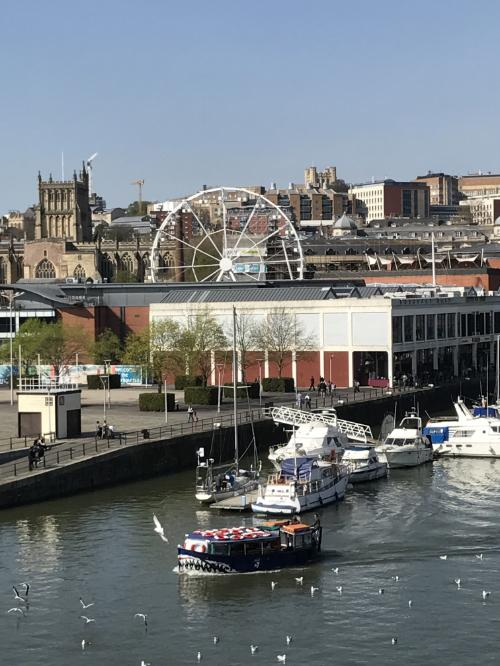 Bristol takes crown as UK's leading smart city