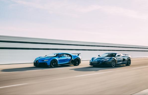 Rimac spins out battery business after Bugatti deal