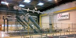 High Voltage DC test lab opens in France