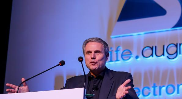 ST's Bozotti on 'back-to-silicon' differentiation