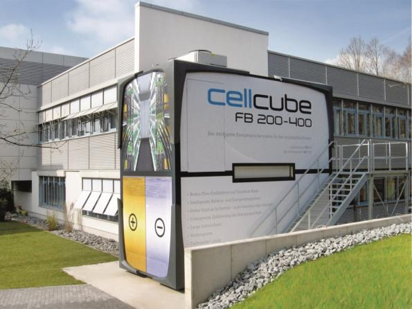 CellCube spins out its vanadium mines