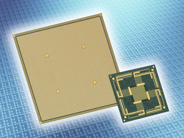 Ultra-thin substrate integrates ESD protection to eliminate Zener diodes