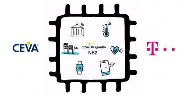 CEVA's Dragonfly NB2 NB-IoT solution has been awarded full certification by Deutsche Telekoms.