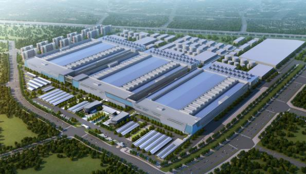 Chinese startup starts DRAM production